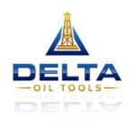 Delta oil tools logo